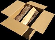 (2)キャンプ用箱詰め薪